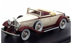 Автомодель Packard 902 Standard Eight Convertible (1932) 1/43 NEO