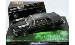 Модель Chrysler imperial 1965 Black Beauty 1/43 VITESSE, масштабная модель, 1:43