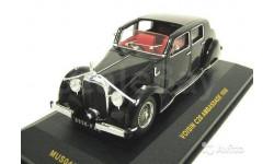Модель Voisin C28 Ambassade (1936) 1/43 IXO-museum, масштабная модель, 1:43