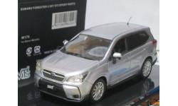 Модель Subaru Forester 2.0XT STi Sport Parts (2014) 1/43 WIT'S, масштабная модель, 1:43
