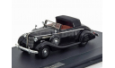Модель Buick Series 40 Lancefield Drophead Coupe 1938 1/43 MATRIX, масштабная модель, 1:43