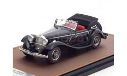 Модель Mercedes-Benz 290A Cabriolet W18 (OPEN) 1936 1/43 GLM, масштабная модель, scale43