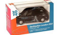 Модель AUSTIN LONDON TAXI (2012) 1/64 CORGI, масштабная модель, 1:64