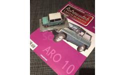 Модель автомобиль ARO 10 4X4 (1980) 1/43 DeA Hungary, масштабная модель, 1:43