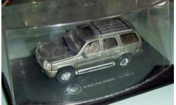 Модель CADILLAC ESCALADE (2002) 1/43 ANSON