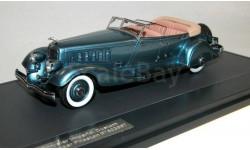 Модель Chrysler Imperial Custom Five-Passenger Phaeton #7803657 1933 1/43 MATRIX