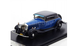 Rolls Royce Phantom II Continental Windovers Coupe 1933 1/43 NEO