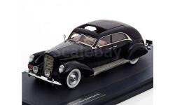 Модель Lincoln Model K V12 Sport Sedan Derham (1937)1/43 MATRIX, масштабная модель, 1:43