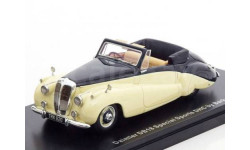 Daimler DB18 Special Sports DHS by Barker 1952 1/43
