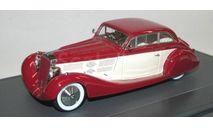 Модель Delage D8 105S Aerodynamic Coupe (1935) 1/43 MATRIX, масштабная модель, 1:43