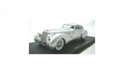 Модель Delahaye D8 120 Pourtout 1937 1/43 SPARK