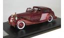 Rolls-Royce Phantom III Sedanca de Ville, Freestone & Webb  (1937) 1/43 GLM, масштабная модель, MATRIX, scale43