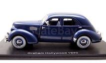 Модель автомобиль Graham Hollywood (1940) 1/43 NEO, масштабная модель, scale43