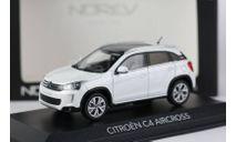 Модель автомобиля Citroen C4 Aircross (2012) 1/43 NOREV, масштабная модель, 1:43
