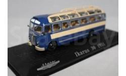 Модель автобус IKARUS 30 (1951) 1/72 ATLAS