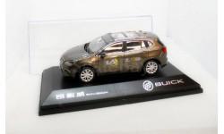 Модель Buick Enclave SUV (2016) 1/43 Dealer BOX