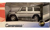 Модель MERCEDES-BENZ G-CLASS 1/43 HONGWELL/CARARAMA, масштабная модель, Volvo, scale43