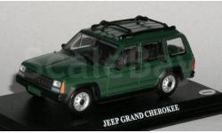 Модель JEEP CHEROKEE 1/43 DEL PRADO, масштабная модель, scale43