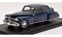 Модель LINCOLN CONTINENTAL V12 COUPE (1948) 1/43 NEO, масштабная модель, Neo Scale Models, scale43