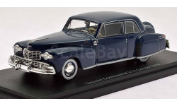 Модель LINCOLN CONTINENTAL V12 COUPE (1948) 1/43 NEO, масштабная модель, Neo Scale Models, scale43