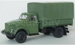 Модель LUBLIN 51/ГАЗ-51 1/43 DeA HUNGARY, масштабная модель, 1:43