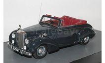 Модель Alvis TA21 Tickford DHC (1952) 1/43 Matrix, масштабная модель, 1:43