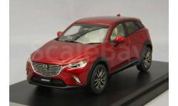 Модель Mazda CX-3 SUV 4X4 (2015) 1/43 HI-story