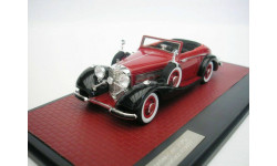 Модель MERCEDES-BENZ 540K Roadster Lancefield #169317 (OPEN) 1938 1/43 MATRIX