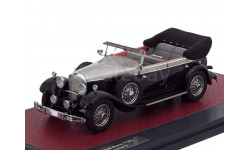 Mercedes-Benz 770K 'Grosser' Cabriolet D (W07) 1930 1/43 MATRIX
