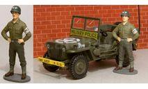 Фигурка Солдат Corp. Military Police US 1/43 УНИВЕРСАЛЪ, фигурка, scale43