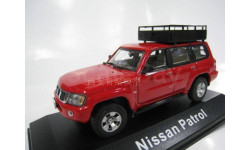Модель NISSAN PATROL GR (2005) 1/43 J-COLLECTION