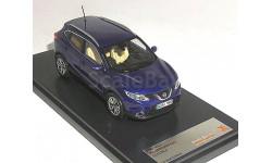 Модель Nissan Qashqai SUV (2014) 1/43 premium X