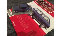 Модель автомобиль RENAULT 16 1/43 DeA HUNGARY