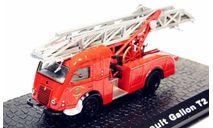 Модель Renault Galion T2 French Sapeurs Pompiers 1/72 ATLAS, масштабная модель, 1:72