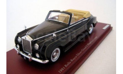 Модель Rolls-Royce Silver Cloud II Drophead Coupe 1961 1/43 TSM