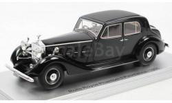 Модель Rolls-Royce Phantom II Pininfarina (1935) 1/43 KESS, масштабная модель, 1:43