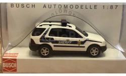 Модель MERCEDES-BENZ ML 320 US SHERIFF 1/43 BUSCH, масштабная модель, scale87