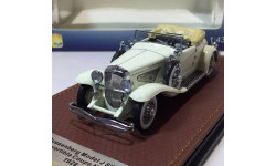 Duesenberg J Convertible Coupe 1929 1/43 GLM