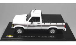 Модель CHEVROLET С-20 PICAPE (PickUp) 1994 1/43 IXO/ALTAYA, масштабная модель, IXO Models, 1:43