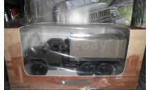 Модель ЗИЛ-131 1/43 DeA грузовики, масштабная модель, DeAgostini, scale43