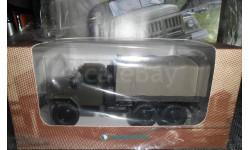 Модель ЗИЛ-131 1/43 DeA грузовики, масштабная модель, 1:43