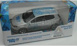 Модель VOLKSWAGEN GOLF GTi SOCHI 2014 1/43-44 UNI-Toys