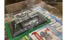 Модель СТАЛИНЕЦ-60 1/43 Тракторы: история, люди, машины, масштабная модель трактора, ДТ, Hachette, 1:43