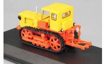 Модель ТРАКТОР Т-50В 1/43 Hachette (№70), масштабная модель трактора, scale43, МТЗ