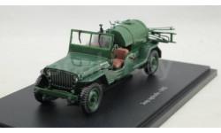 Модель JEEP WILLYS AGRICOLE (1962) 1/43 UH, масштабная модель, 1:43