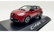 Модель кроссовер TOYOTA C-HR SUV (2018) 1/43 CHINA DEALER, масштабная модель, scale43