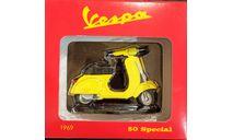 Модель мотороллер VESPA 50 SPECIAL (1969) SIZE 70X55 DECORATION /FORME ITALY, масштабные модели (другое)