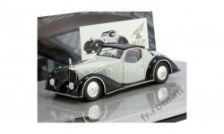 Модель Voisin C27 Coupe (1934) 1/43 MINICHAMPS, масштабная модель, 1:43