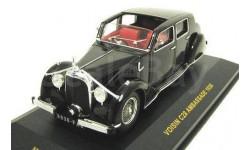 Модель Voisin C28 Ambassade (1936) 1/43 IXO-MUSEUM