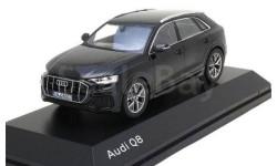 Audi Q8  2018, масштабная модель, scale43